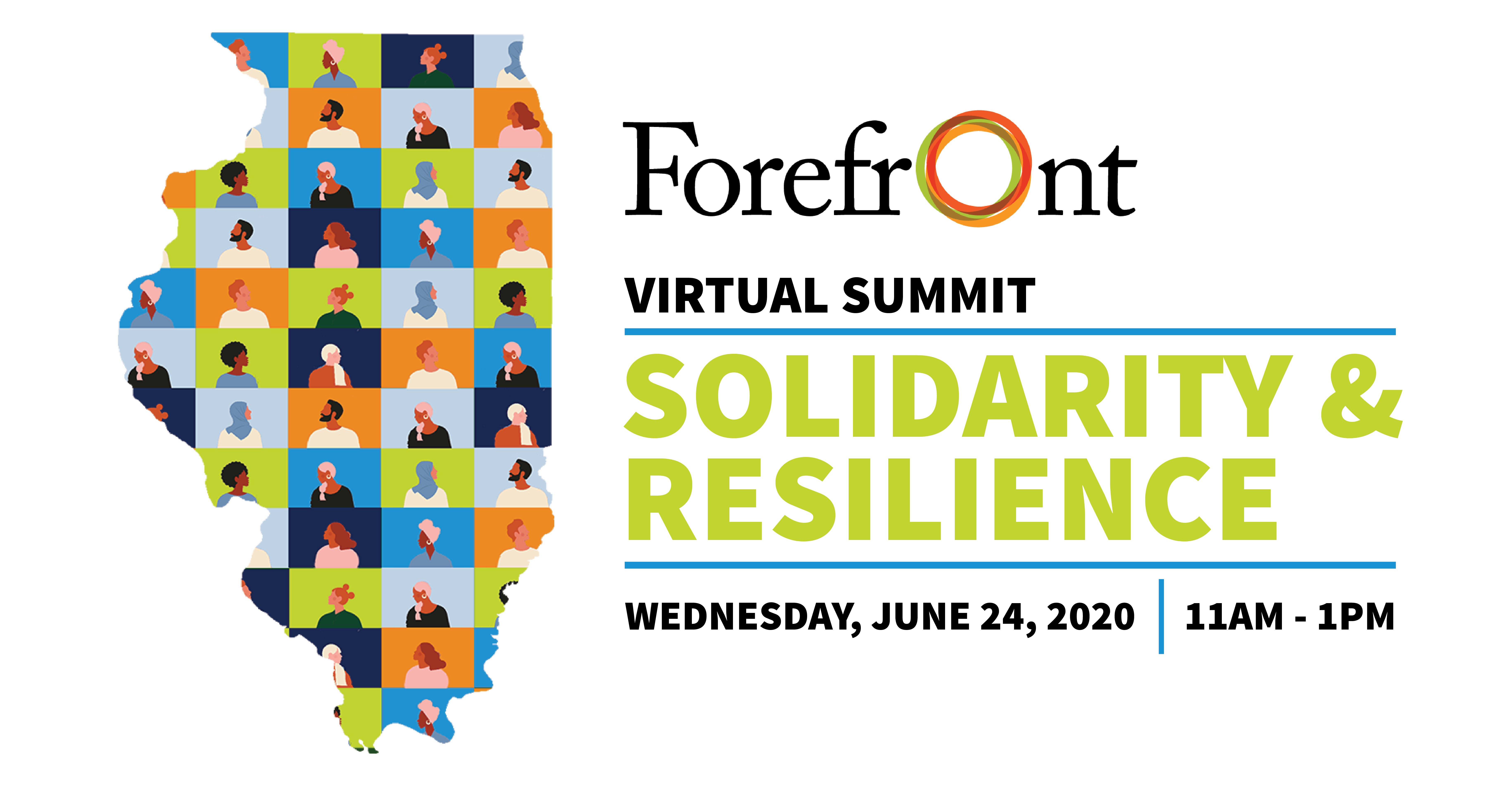 Forefront Virtual Summit, June 24, 11am-1pm